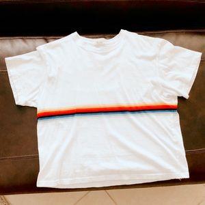 Pacsun white T shirt